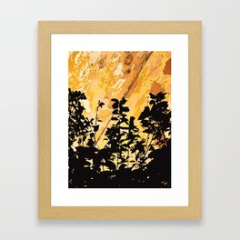 Coots Series 3 of 4 Framed Art Print
