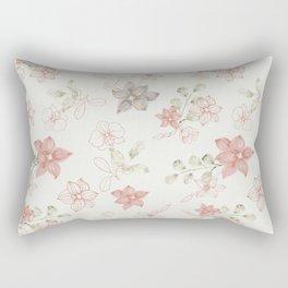 Orchidea pattern Rectangular Pillow
