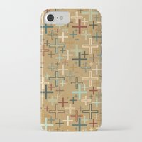positive iPhone & iPod Cases featuring positive by Kingu Omega