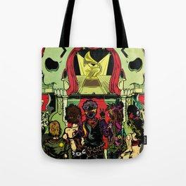 27 Club | Dead Rock Stars Tote Bag