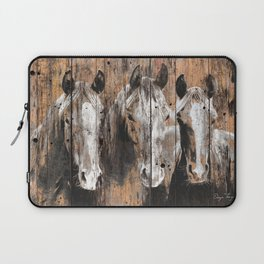 Pure Horses Laptop Sleeve
