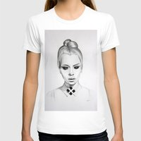 mod T-shirts featuring mod  by Anna Gibson