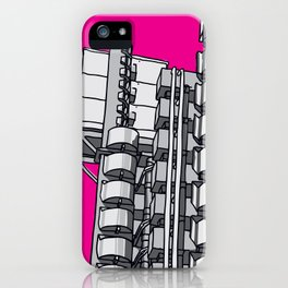 London Town - Lloyds of London iPhone Case