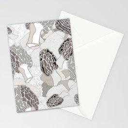 Morels Stationery Cards