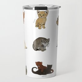 Kittens Worldwide Travel Mug