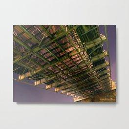 Roebling's Otherside Metal Print