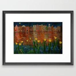 Shimmerings I Framed Art Print