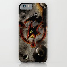 Red: Logo iPhone 6s Slim Case