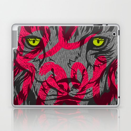 BE RARE TRASH VERSION Laptop & iPad Skin