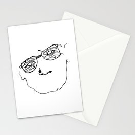 wrinkle  Stationery Cards