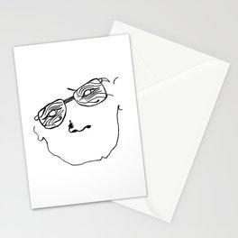 wrinkle  Stationery Cards