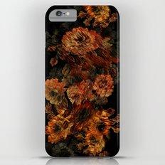 Flower Pattern iPhone 6s Plus Slim Case