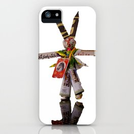 Haas iPhone Case