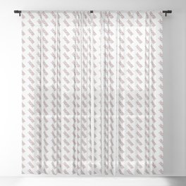 Made In Singapore Sheer Curtain