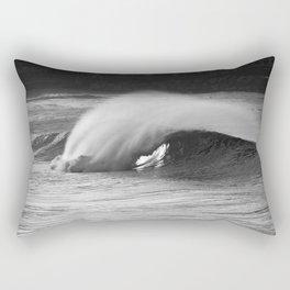 Perfect wave. Rectangular Pillow