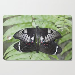 Mating Swallowtail Butterfly Cutting Board