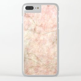 Ass Skin Clear iPhone Case