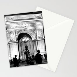 WSQ Arch Illuminated Stationery Cards