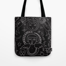 Magic Tool Kit Tote Bag