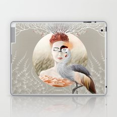 Bird Crane Laptop & iPad Skin
