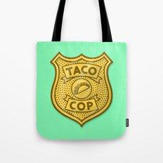 Taco Cop Tote Bag