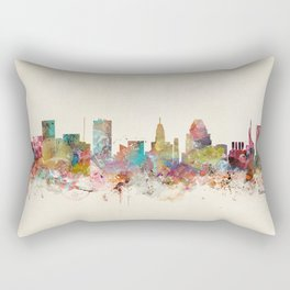 baltimore maryland Rectangular Pillow