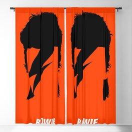 BOWIE Blackout Curtain