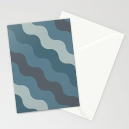 Blueprint Pattern N1 Stationery Cards