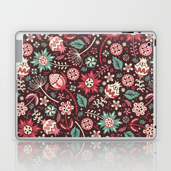 Wallflowers Laptop & iPad Skin