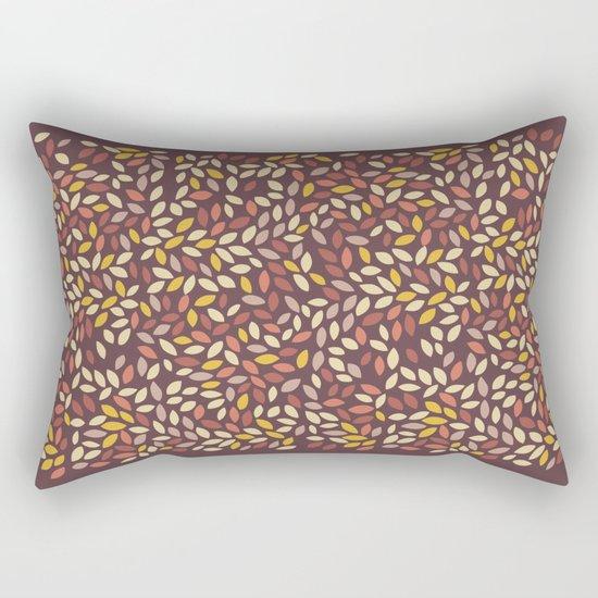Autumn Whispers Rectangular Pillow