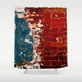 Spadina Ruin Shower Curtain