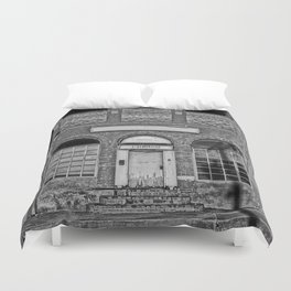 So Much For Dreams Duvet Cover