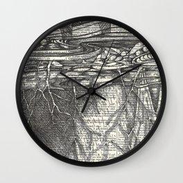 Wild Weather Wall Clock