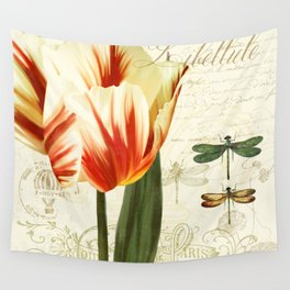 Natural History Sketchbook II Wall Tapestry