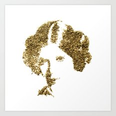 Spices Leia - Oregano Art Print