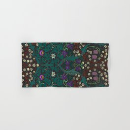 Blackthorn - William Morris Hand & Bath Towel