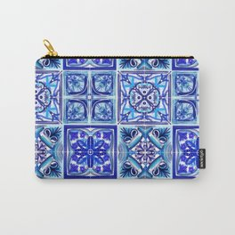 Patterned Tiles no 1 Carry-All Pouch