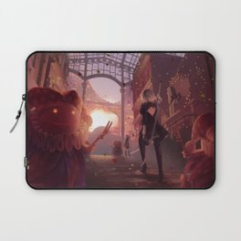 NieR: Automata - Welcome to the Amusement Park Laptop Sleeve