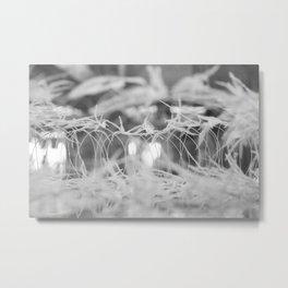 Featherlight world Metal Print