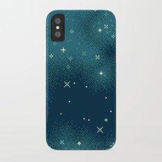 Northern Skies IV Slim Case iPhone X