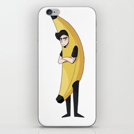 Montpanana iPhone Skin