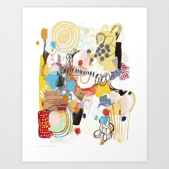 Thrift Store Art Print