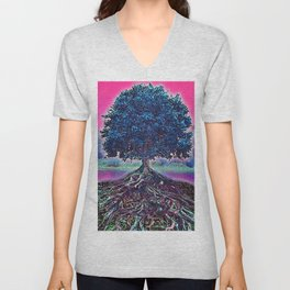 Really Rooted 2 Unisex V-Neck