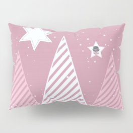 Stars forest Pillow Sham