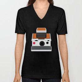 Polaroid SX-70 Land Camera Unisex V-Neck