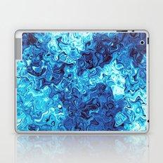 Blue Glass Laptop & iPad Skin