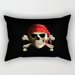 The Jolly Roger Rectangular Pillow