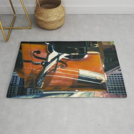 Jazz Abstraction Rug