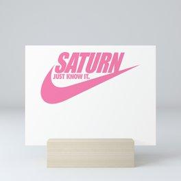 Saturnia Mini Art Print