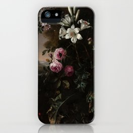 "Matthias Withoos ""Still Life"" iPhone Case"